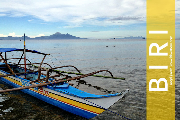 A view of Bicol
