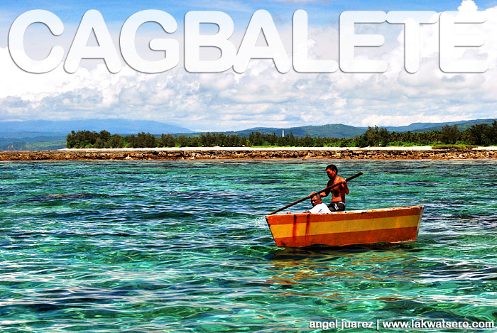 Water Taxi in Cagbalete