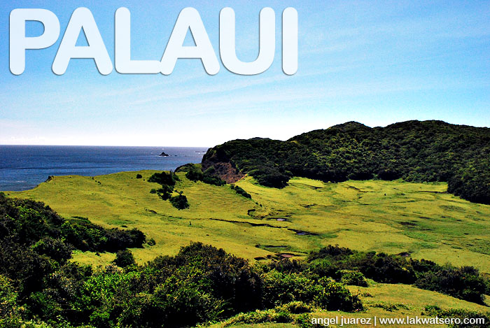 The Rolling Hill of Palaui