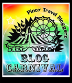 Pinoy Travel Blogger Blog Carnival