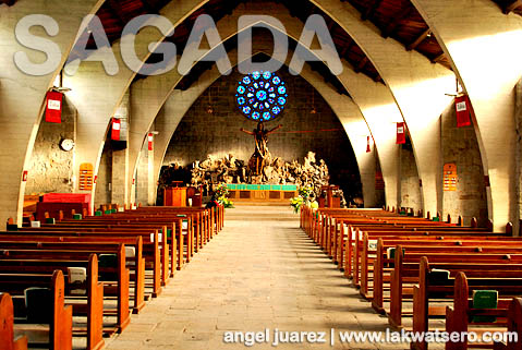St. Mary's Episcopalian Church of Sagada