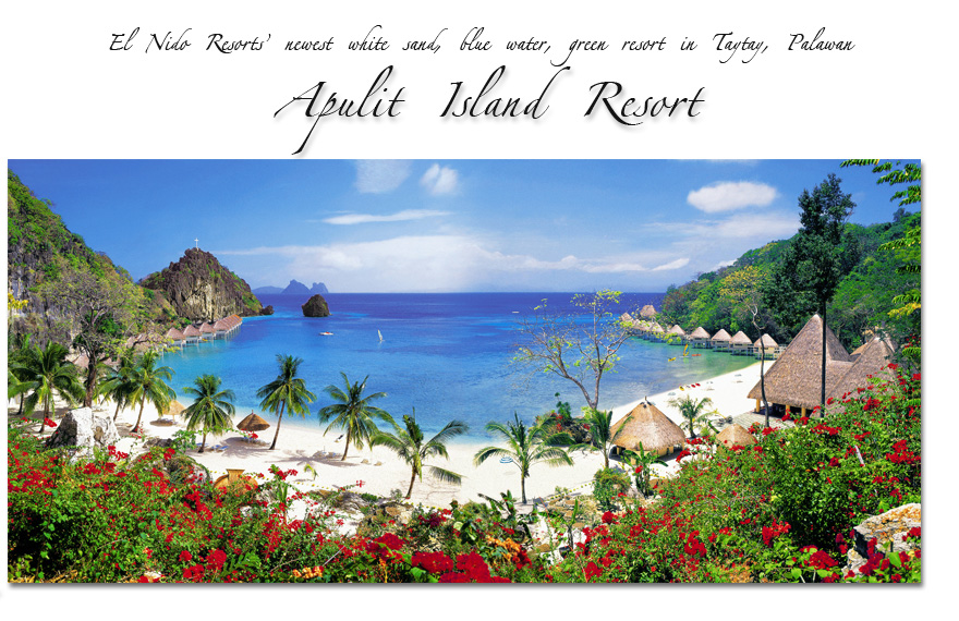 Apulit Island Resort