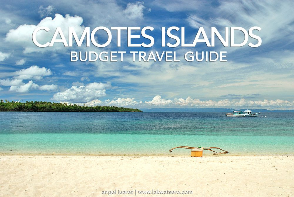 How To Get To Camotes Island From Cebu