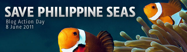 Save the Philippine Seas!