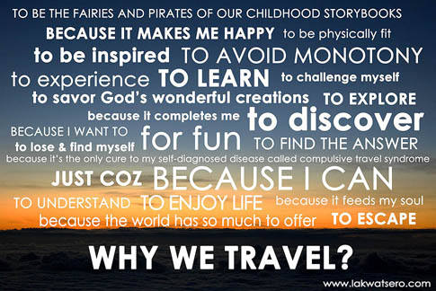 why travel2