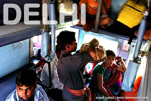 The Indian Railway Ride