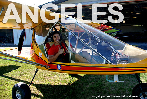 Ultralight Aircraft Ride Angeles
