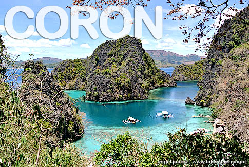 Kayangan Lake My Heaven In Coron Lakwatsero