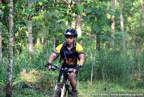 Canon Image Runner Off-road Duathlon