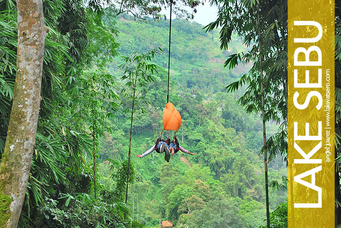 Lake sebu travel guide how to get there where to stay activities lake sebu ride the zip line to see the other waterfalls thecheapjerseys Gallery