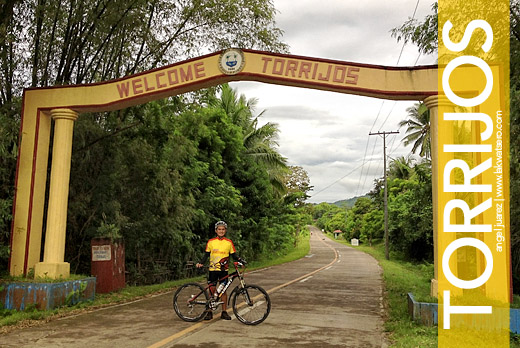 Biking in Marinduque