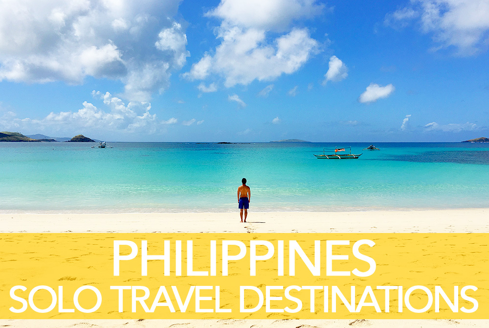 Solo Backpacking Philipines
