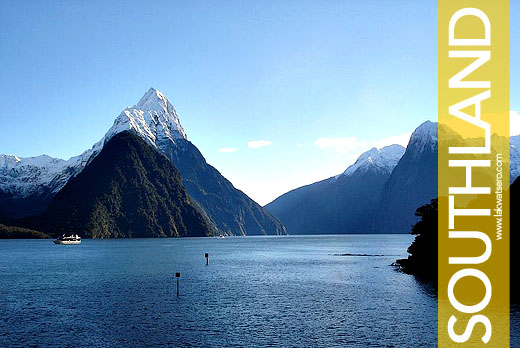 Milford Sound in Southland New Zealand is on my bucketlist!