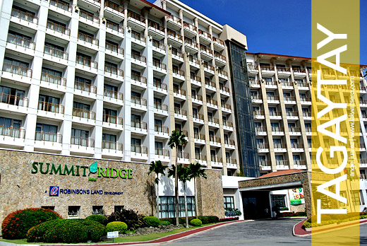 Summit Ridge Tagaytay