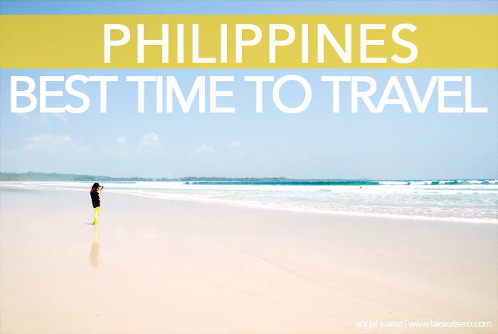 Best Months to Travel the Philippines