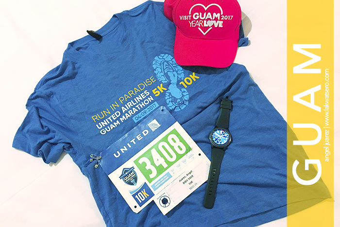 United Airlines Guam Marathon 2017