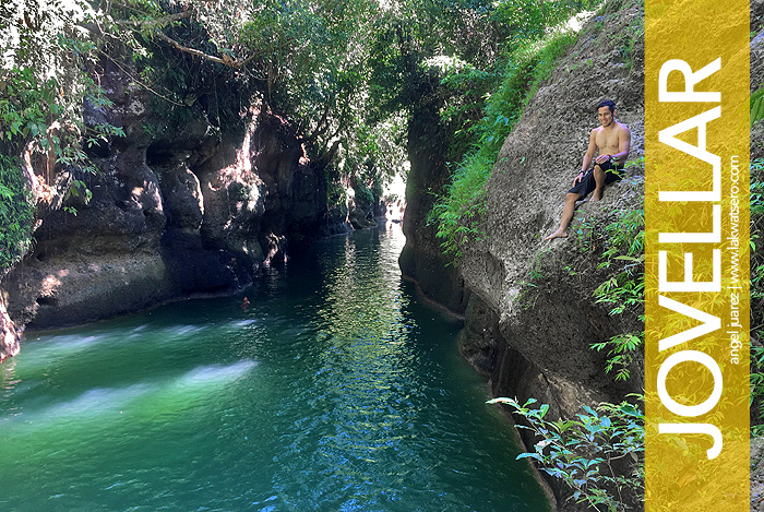 Quitinday Falls and Underground River