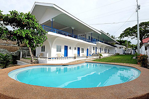 Pescadores Seaview Suites Moalboal